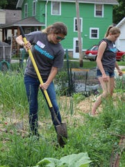 Community gardens around the state have also seen a change in volunteers and interest.