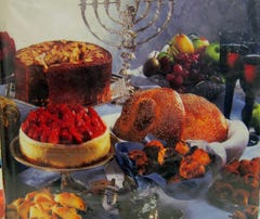 Cookbooks offer 2 approaches to Jewish baking