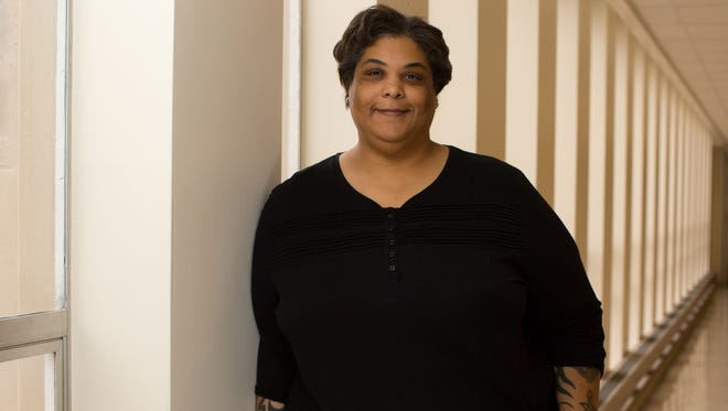 """Author Roxane Gay's new book is """"Difficult Women,"""" a collection of stories."""