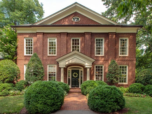 Nashville million dollar homes 428 lynnwood blvd for 10 million dollar homes