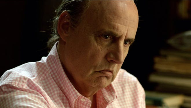 Jeffrey Tambor outs himself as transgender to his adult children in 'Transparent.'
