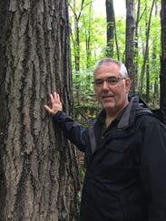 Warren Spinner, who served as Burlington City Arborist