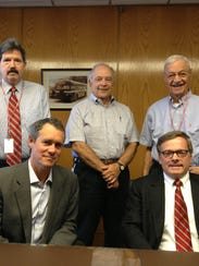 Liberty Lines executives gather in Yonkers to discuss