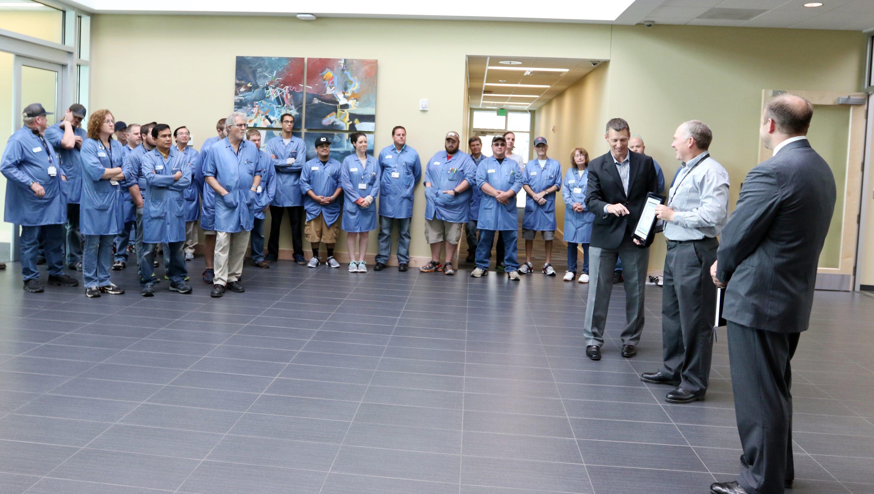 Garmin at honored with sedcor award buycottarizona Gallery