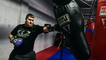 Taking it personally at Marion MMA event