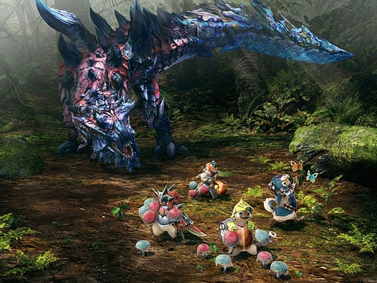 MHXX: Monster Hunter Generations Ultimate, MHGU Key Quests, Villager