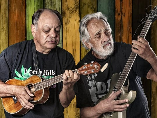 Cheech Marin and Tommy Chong split over creative differences in the 1980s.