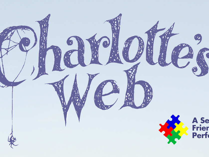 Win 2 Tickets to see Charlotte's Web at the Count Basie Theatre on May 18! Enter 4/10-5/11