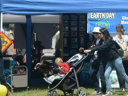 Eco Fest returns to Ventura on Saturday.