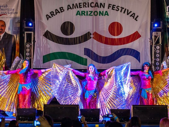 The two-day event includes music performances, dancers, crafts and food.