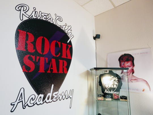 RiverCity Rock Star Academy in Salem.