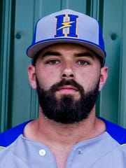 Henderson Flash pitcher Brandon Diaz