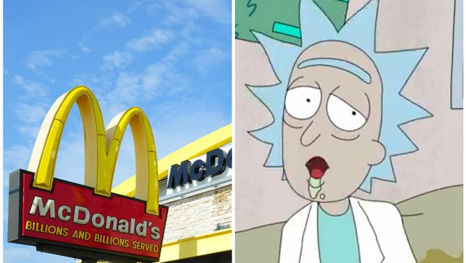 McDonald's is responding to 'Rick and Morty' fans asking for the discontinued Szechuan sauce.