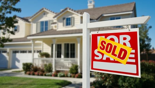 Home sale prices, totals reported for N.Y. in June.