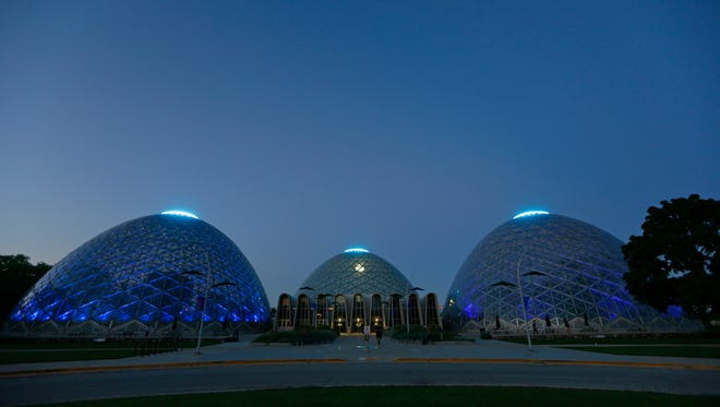 The Mitchell Park Domes require big-ticket maintenance, one of a slew of projects the public may be asked to pay for.