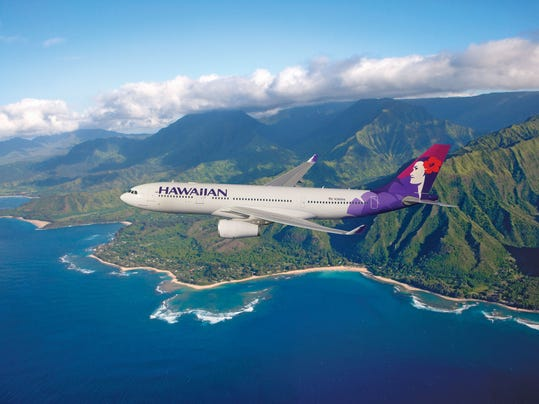 DISPATCHES  Hawaiian Airlines
