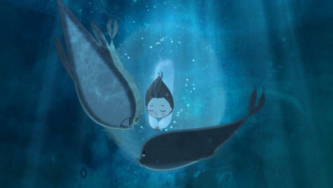 """""""Song of the Sea"""" tells the tale of Irish siblings who go on an epic journey to save the world of magic."""