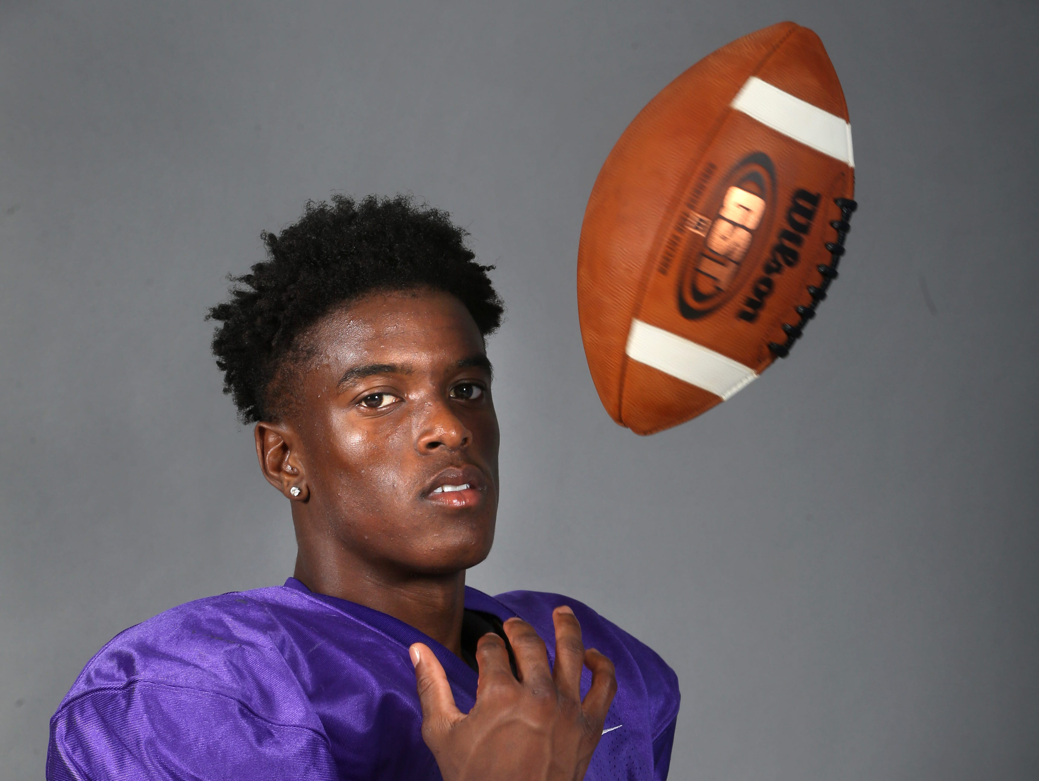 Smyrna's D.J. Williams recently received a scholarship offer from Southeast Missouri State.