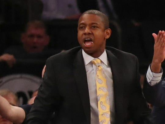 Justin Gainey served as Marquette's director of basketball operations for three seasons.