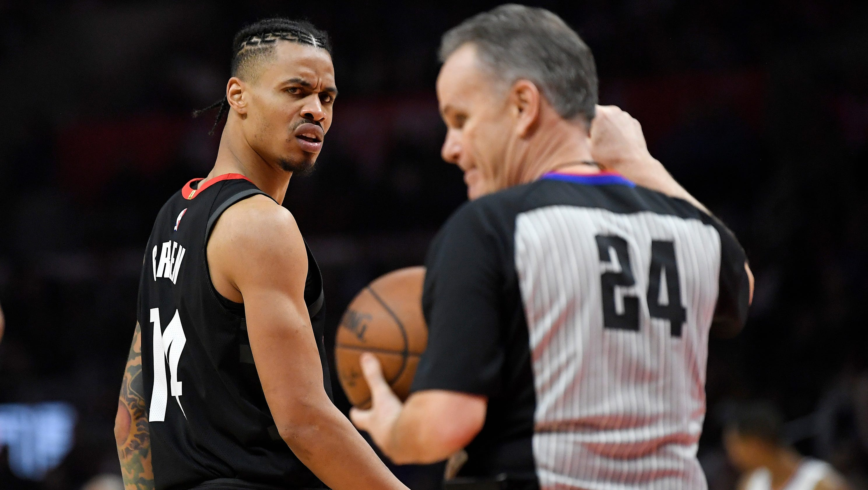NBA suspends Rockets' Trevor Ariza, Gerald Green two games for Clippers locker room incident