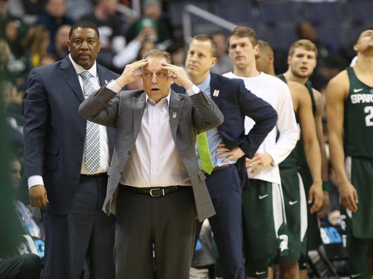 Tom Izzo and Co. don't have a ton to play for at the Big Ten tournament this week. We'll see how long they stick around.