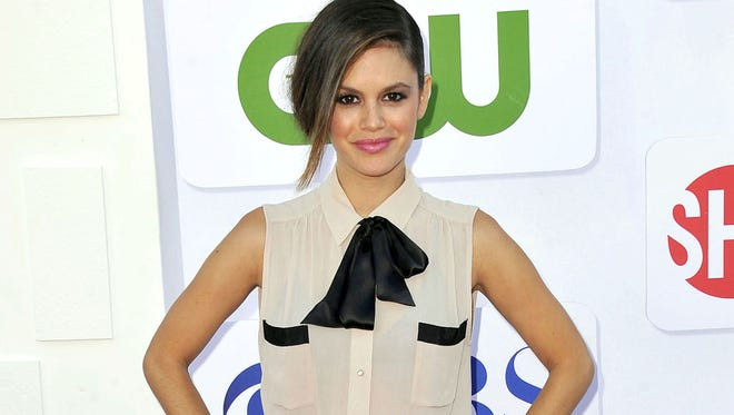 Rachel Bilson at the CW, CBS and Showtime 2012 Summer TCA Party in Los Angeles on July 29, 2012.