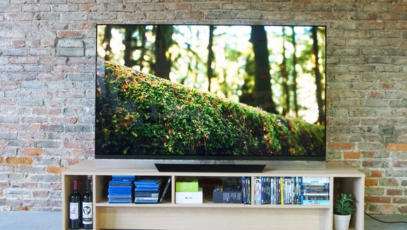 This amazing OLED TV is at its lowest price—for now