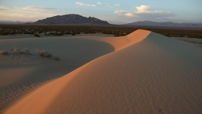 Sand dunes in the Cadiz Dunes Wilderness could be removed from the Mojave Trails National Monument under changes proposed by Rep. Paul Cook.