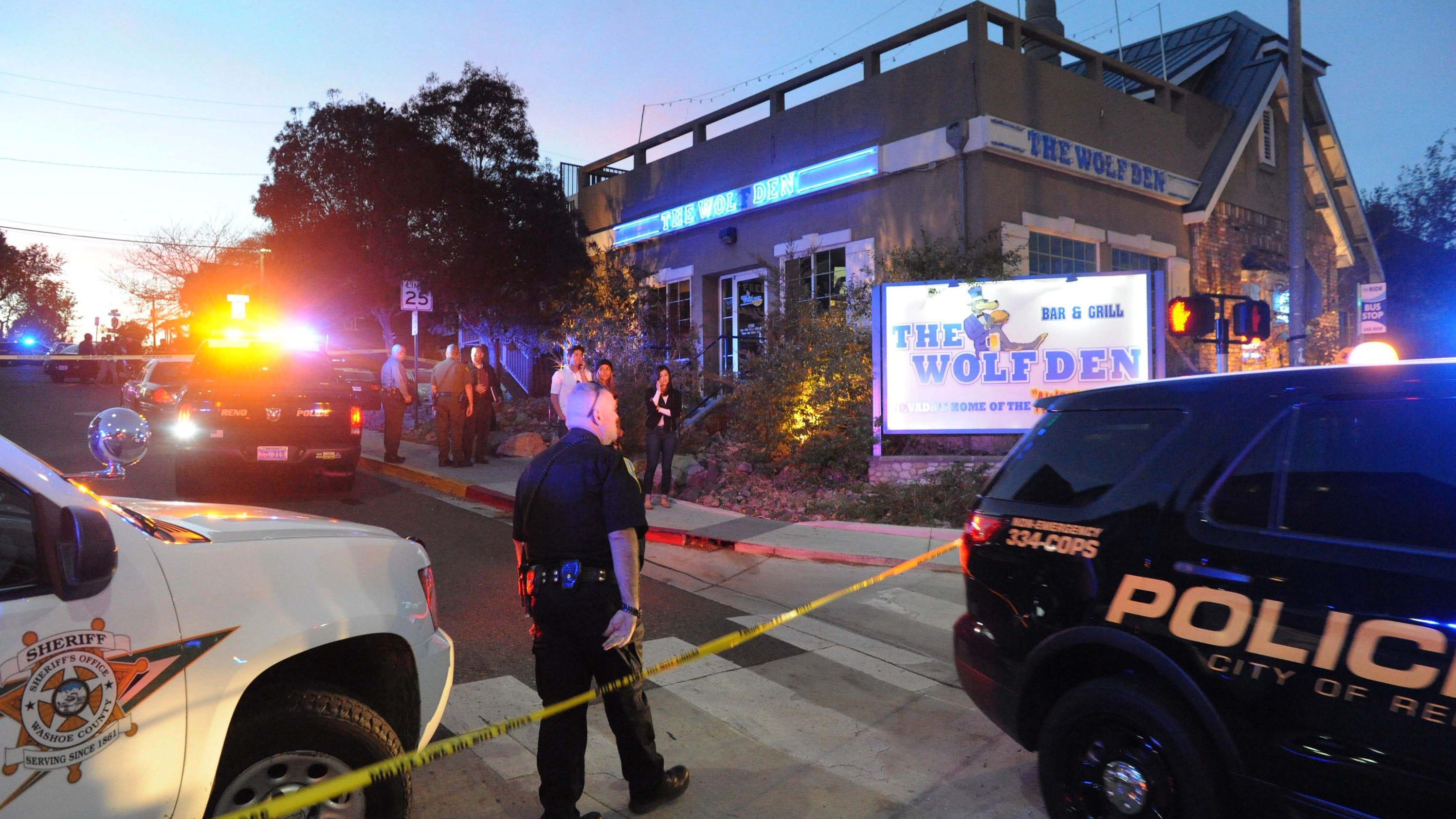 police id man killed in shooting near unr