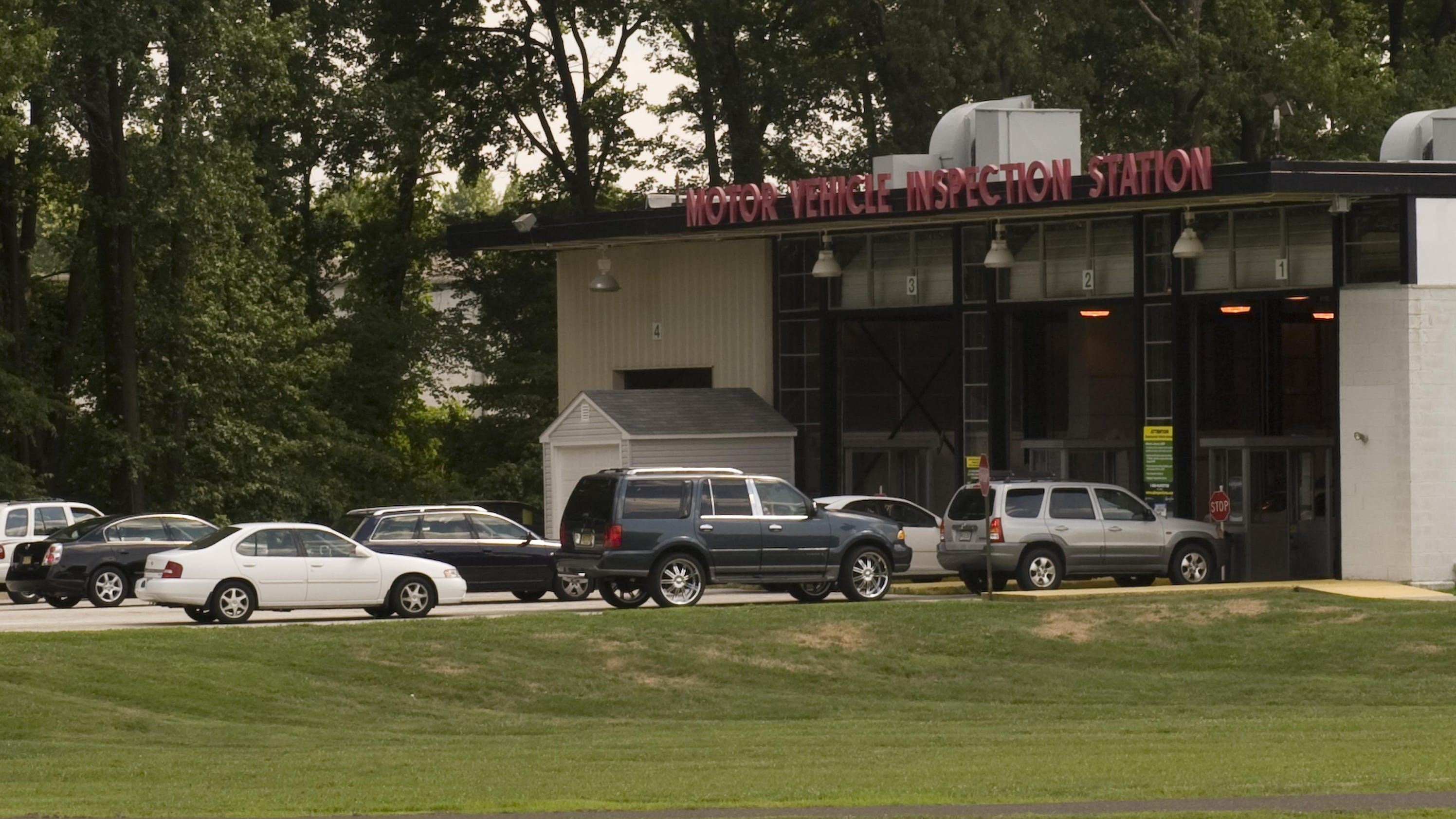 Motor vehicle inspection station cherry hill nj for Motor vehicle inspection nj