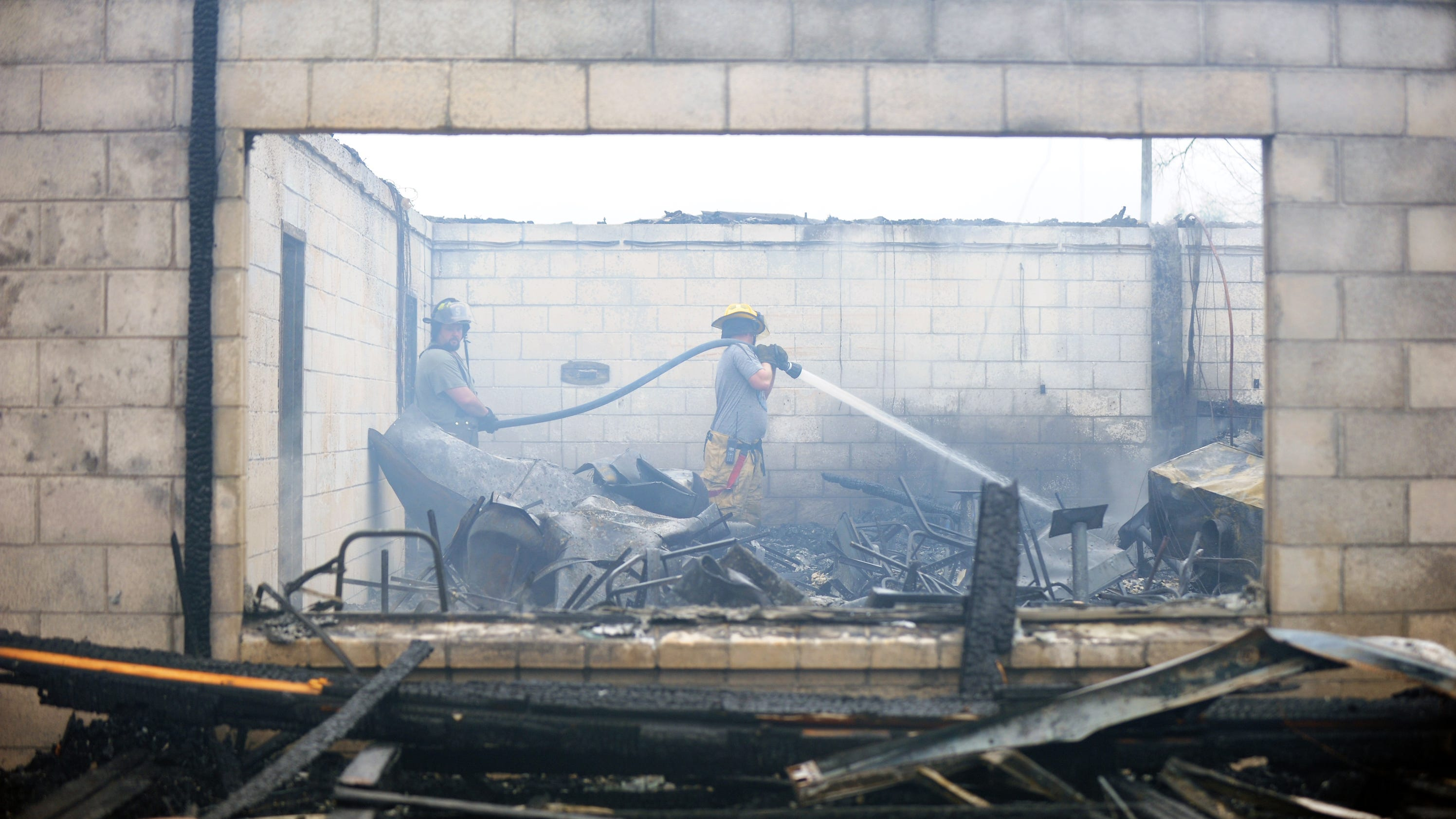 Investigation continues into fish house fire for Aaa fish house