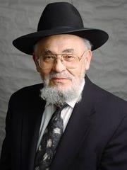 Rabbi Moshe Tendler, professor of medical ethics at