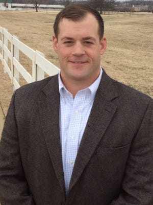 Matt Williams is running as a Republican candidate for a District 9 seat on the Williamson County commission.