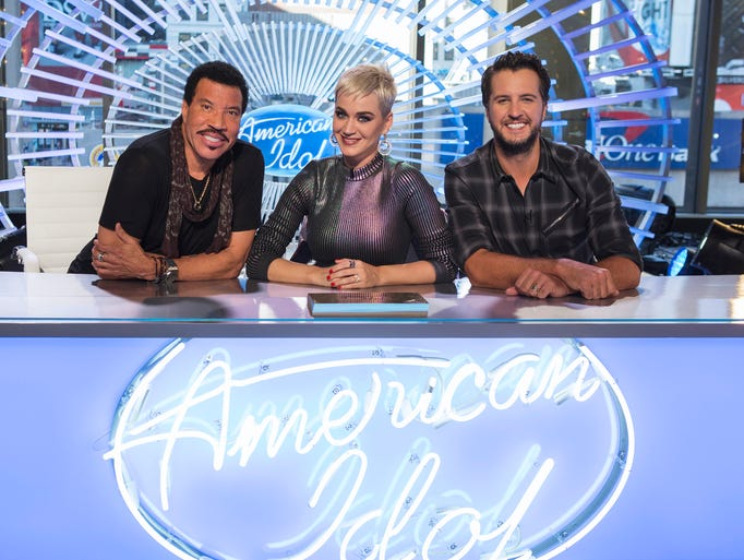 New 'American Idol' judges Lionel Richie, Katy Perry