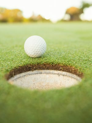 The Bloomington Country Club team took first place as they finished at 14-under par during the 17th annual St. George men's Interclub championship last week.