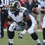 Chris Williams, 28, agreed to a deal with the Buffalo Bills.