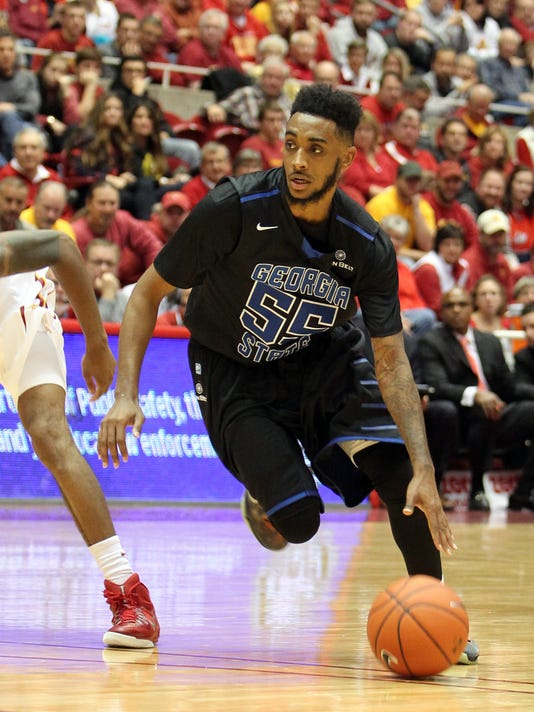 NCAA Basketball: Georgia State at Iowa State