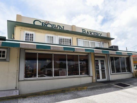 Crown Bakery in Barrigada on July 23, 2018.
