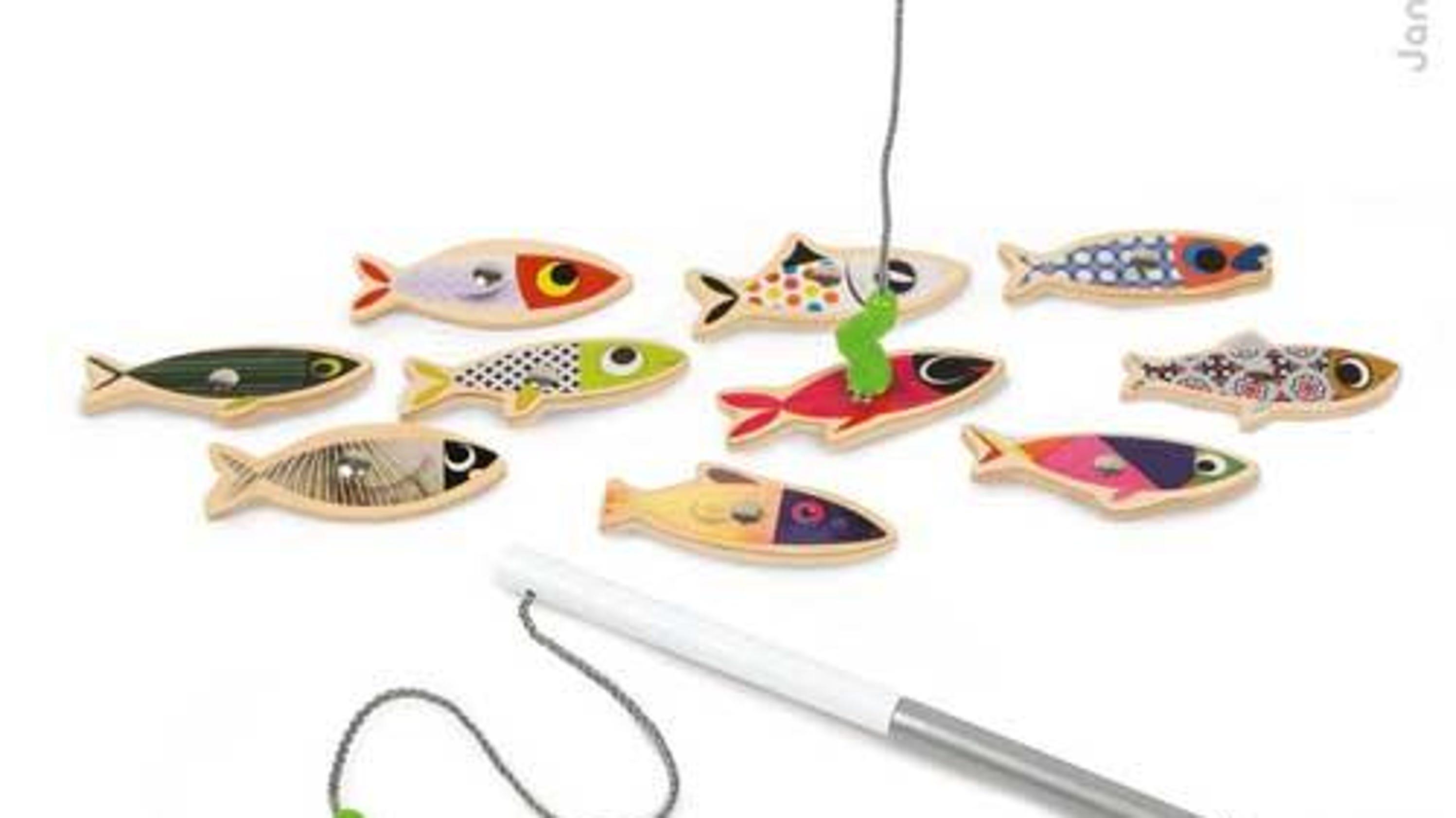 Toy fishing games endanger your kids