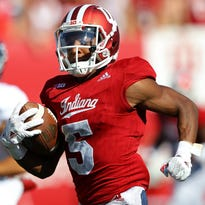 Despite 3 ACL tears, IU football's J-Shun Harris is back for 1 more year