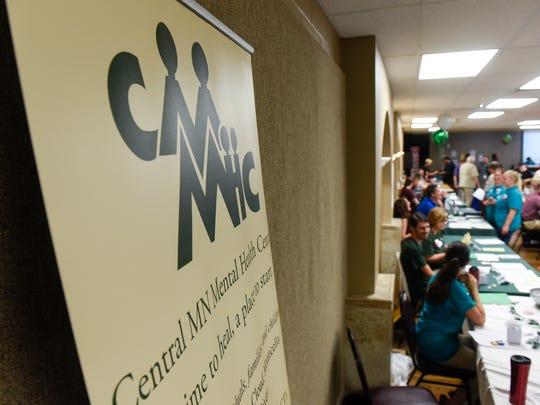 Central Minnesota Mental Health Center staff members