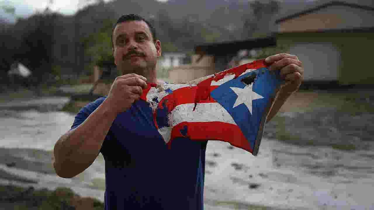 Humanitarian aid to Puerto Rico still needed
