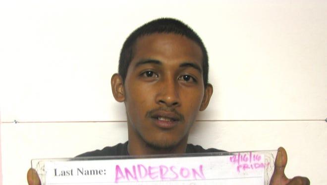 Calvin Jesus Anderson