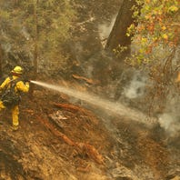 Carr Fire: All evacuations lifted; Hirz Fire expands