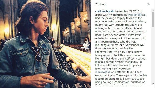 Julian Dorio's post on Instagram