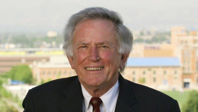"""Former Senator Gary Hart will read from his book, """"The Republic of Conscience,"""" in Hastings-on-Hudson on June 30."""