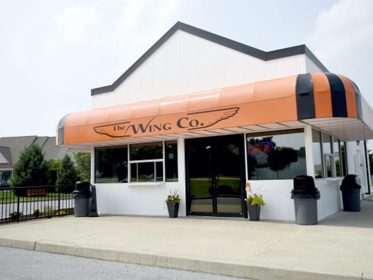 The Wing Co. opened for business June 29. By happy coincidence, its black and orange color scheme matches the colors for Palmyra Area School District.