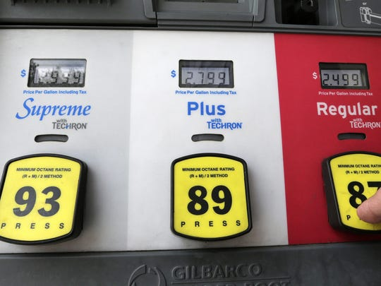 A spring surge in gas prices has drivers digging deeper to pay at the pump in New Jersey and around the nation.