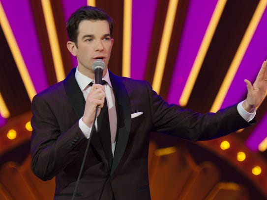 "John Mulaney stars in ""John Mulaney: Kid Gorgeous at"