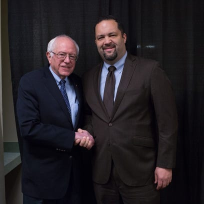 Ben Jealous, former head of the NAACP, endorsed Bernie